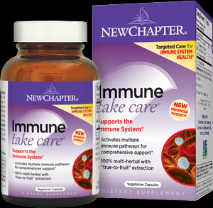 Immune Take Care (30 vegetarian capsules)* New Chapter Nutrition
