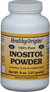 Inositol Powder (8 oz) Healthy Origins