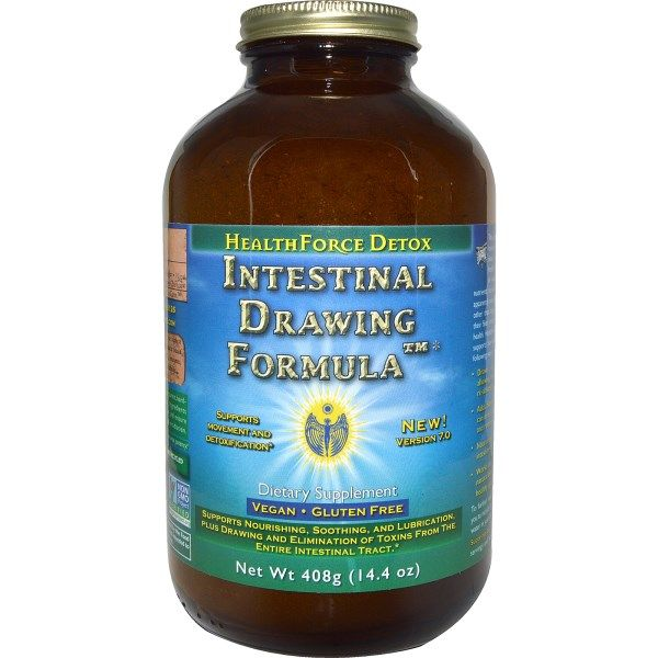 Intestinal Drawing Formula  (14.4oz )* HealthForce Nutritionals
