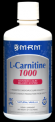 L-Carnitine Liquid 1000 mg (Natural Vanilla Flavor 32 oz)