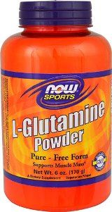 L-Glutamine (6 oz.) NOW Foods