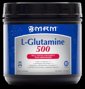 L-Glutamine  500 (500 grams) Metabolic Response Modifiers