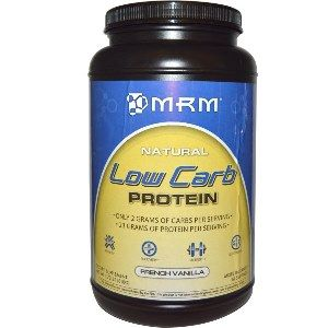 Low Carb Protein  (Vanilla 1.78 lbs) Metabolic Response Modifiers