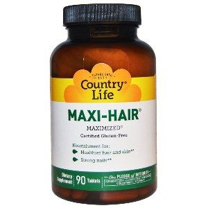 Maxi Hair (90 Tablet) Country Life