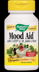 Mood Aid (60 capsules ) Nature's Way