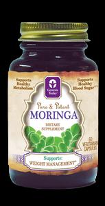 Moringa  (60 Vegetarian Capsules)* Genesis Today