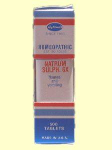 Natrum Sulph. 6X Hylands