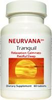 Tranquil (60 Tablets) Neurvana