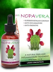 NopaVera Nopal Cactus Extract (2 oz) Essential Source