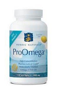 ProOmega (120 softgels)* Nordic Naturals