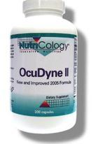 OcuDyne II (200 Veggie caps) NutriCology