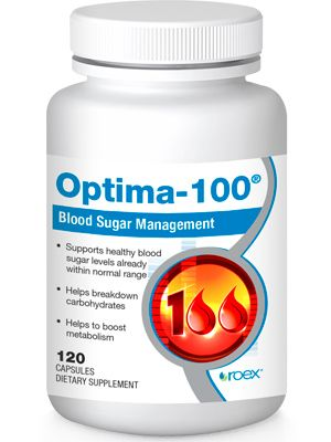 Optima-100 (120 tablets) Roex