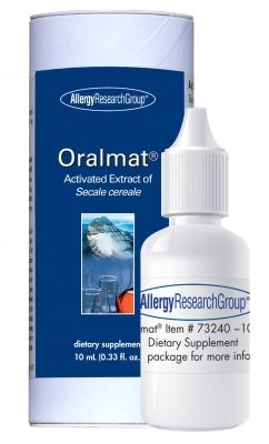 Oralmat Drops Solution (10 ml liquid)* NutriCology