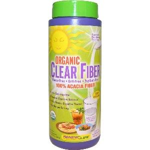 Organic Clear Fiber (9.5 oz)* Renew Life