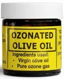 Ozonated Olive Oil 100 mL Jar Ozone Services