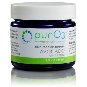 Ozonated Avocado Oil (2 oz) purO3