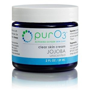 Ozonated Jojoba Oil (2 oz / 59 ml) purO3