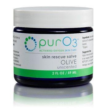 Ozonated Organic Olive Oil Unscented (2 oz) purO3
