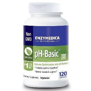 pH-Basic  (120 caps)* EnzyMedica