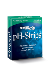 pH Strips  (120 Strips)* EnzyMedica