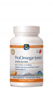 ProOmega Junior (90 Soft Gels)* Nordic Naturals