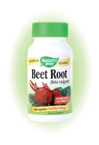 Beet Root (100 Caps) Nature's Way