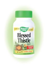 Blessed Thistle (100 Caps)* Nature's Way