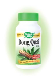 Dong Quai Root (100 Caps) Nature's Way
