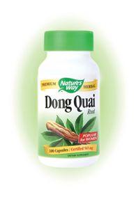 Dong Quai Root (100 Caps) Nature's Way
