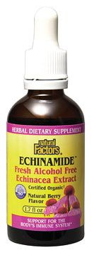 Echinamide Alcohol Free (1.7 oz)* Natural Factors