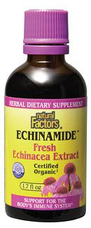 Echinamide Echinacea Extract (1.7 oz)* Natural Factors