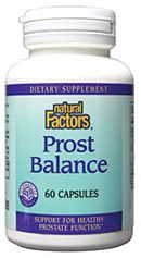 Prost Balance (60 Caps) Natural Factors