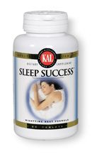 Sleep Success (60 Tabs) KAL