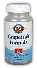 Grapefruit Formula (120 Tabs) KAL