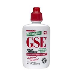 GSE Liquid Concentrate (2oz) NutriBiotic