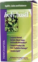 Supercritical Holy Basil (60 Softgels)* New Chapter Nutrition