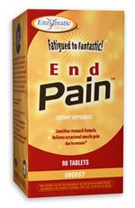 End Pain (90 tabs) Enzymatic Therapy