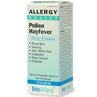 Pollen Hayfever Allergy Treatment (1 oz) BioAllers