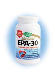 EFA Gold - EPA-30 (90 caps) Nature's Way