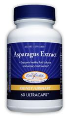 Asparagus Extract (60 Ultracaps) Enzymatic Therapy