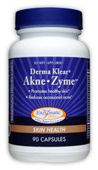 Derma Klear Akne Zyme (90 caps) Enzymatic Therapy
