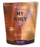My Whey (17.8 oz) Natural Sport