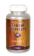 Extreme Cordyceps (60 caps) Natural Sport