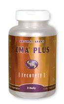 ZMA Plus (120 Vcaps) Natural Sport