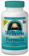 Wellness Formula (90 tabs) Source Naturals