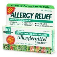 Allergiemittel AllerAide (40 Tabs) Boericke & Tafel