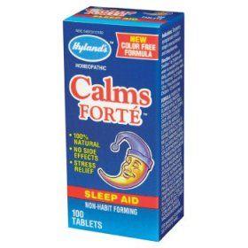 Calms Forte (100 Tabs) Hylands