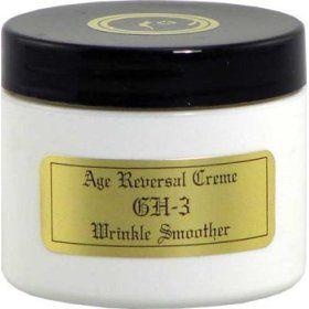 GH3 Age Reversal Wrinkle Cream (2 oz) Tierra Mega Nutrients