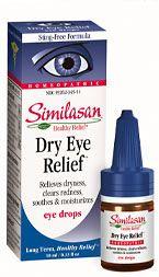 Dry Eyes, Red Eyes Similasan
