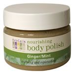 Body Polish Ginger/Mint (8 fl oz) Aura Cacia